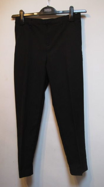Black trousers (2017/18 only)